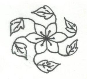 FlowerKolam3