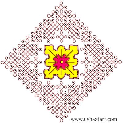 Kambi Kolam 50