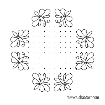 Butterfly-Kolam10b