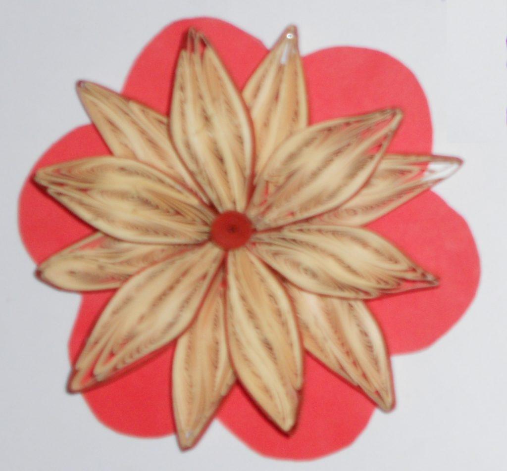 Quilled Flower 1